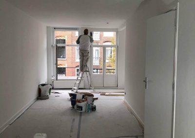 Turn-key Woonkamer verbouwing/renovatie project
