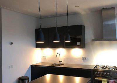 Nieuwe keuken geïnstalleerd Haarlem