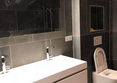 Aannemer Fixenjoy ook voor sanitairrenovatie en verbouwing